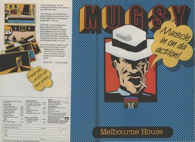 Mugsy - Advertisement Flyer - Front