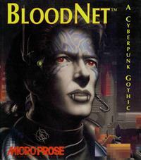 BloodNet: A Cyberpunk Gothic