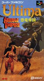 Ultima: Kyouryuu Teikoku - The Savage Empire