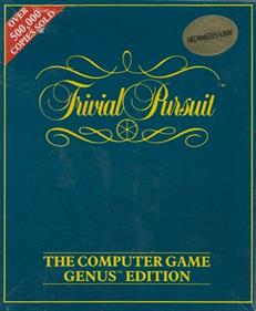 Trivial Pursuit: The Computer Game: Genus Edition