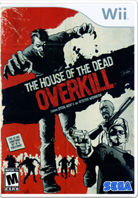 The House of the Dead: Overkill - Box - Front - Reconstructed