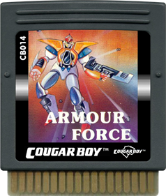 Armour Force - Cart - Front