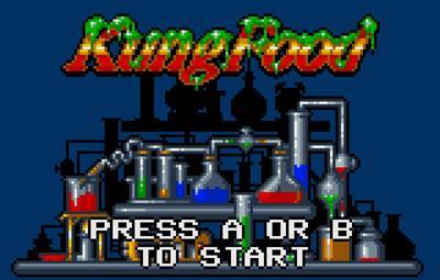 Kung Food - Screenshot - Game Title