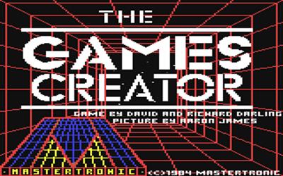 Mega Turbo 3D - Screenshot - Game Title