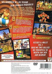 Astérix & Obélix XXL 2: Mission: Las Vegum - Box - Back