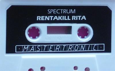 Rentakill Rita - Cart - Front