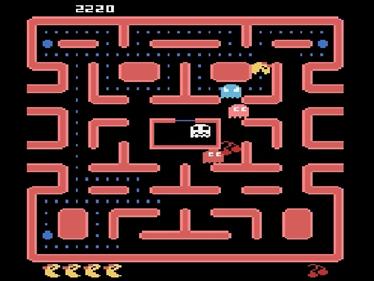 Ms. Pac-Man - Screenshot - Gameplay