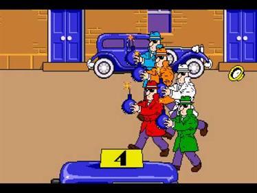 Gangster Pursuit - Screenshot - Gameplay