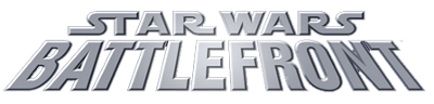 Star Wars: Battlefront - Clear Logo