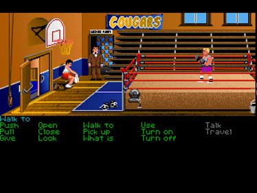 Indiana Jones and the Last Crusade: The Graphic Adventure  - Screenshot - Gameplay