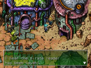 EGG: Elemental Gimmick Gear - Screenshot - Gameplay