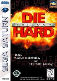 Die Hard Trilogy - Fanart - Box - Front