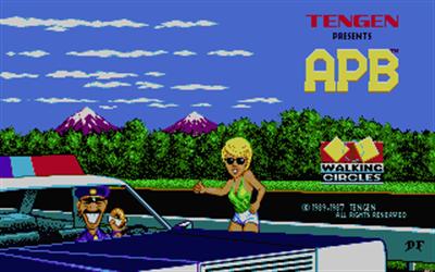 APB - Screenshot - Game Title