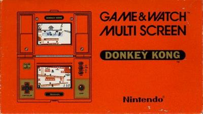 Donkey Kong  (Nintendo Multi Screen)
