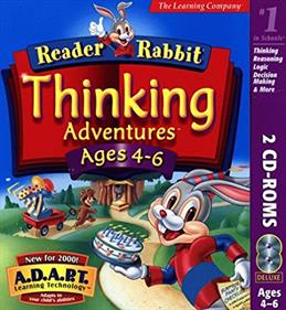 Reader Rabbit: Thinking Adventures Ages 4-6
