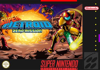 Metroid Super Zero Mission Details - LaunchBox Games Database
