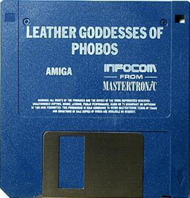 Leather Goddesses of Phobos - Disc