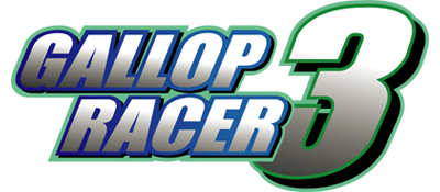 Gallop Racer 3 - Clear Logo