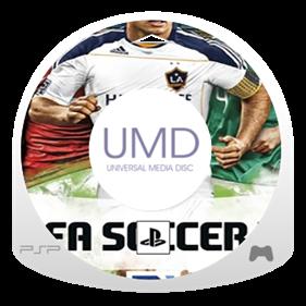 FIFA Soccer 12 - Fanart - Disc