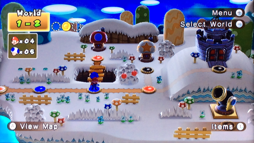 Newer Super Mario Bros Wii Holiday Special Details Launchbox