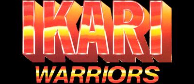 Ikari Warriors (Europe) - Clear Logo