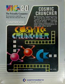 Cosmic Cruncher - Box - Front