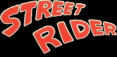 Street Rider - Clear Logo