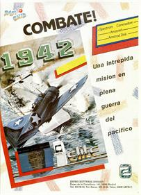 1942 - Advertisement Flyer - Front