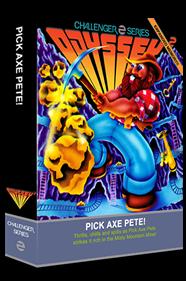 Pick Axe Pete! - Box - 3D