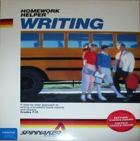Homework Helper Writing