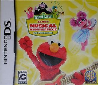 123 Sesame Street: Elmo's Musical Monsterpiece: The Videogame