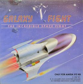Galaxy Fight: The Incredible Space Fight