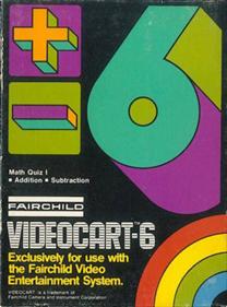 Videocart-6: Math Quiz I  (Addition & Subtraction)