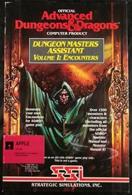 Dungeon Master Assistant Vol. I: Encounters