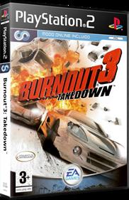 Burnout 3: Takedown - Box - 3D