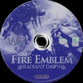 Fire Emblem: Radiant Dawn - Disc