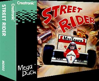 Street Rider - Box - 3D