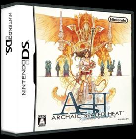 ASH: Archaic Sealed Heat - Box - 3D