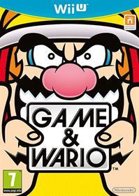 Game & Wario - Box - Front