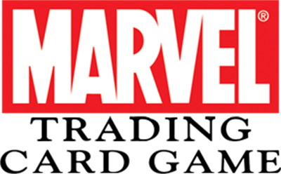 Marvel Trading Card Game - Clear Logo