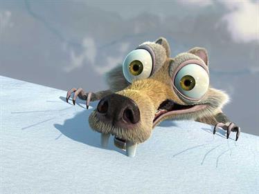 Ice Age Adventures - Box - Back