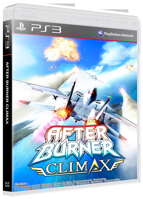 After Burner Climax Details - LaunchBox Games Database