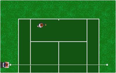 Adidas Championship Tie Break - Screenshot - Gameplay