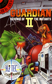 Guardian II: Revenge of the Mutants