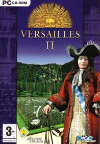 Versailles II: Testament of the King - Box - Front