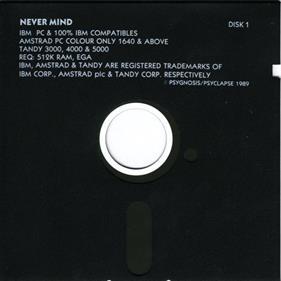 Never Mind - Disc