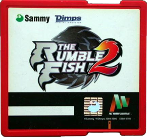 The Rumble Fish 2 - Cart - Front