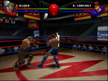 Ready 2 Rumble Boxing: Round 2 - Screenshot - Gameplay