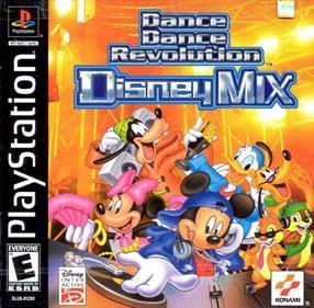 Dance Dance Revolution: Disney Mix