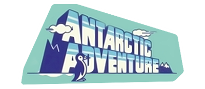 Antarctic Adventure - Clear Logo